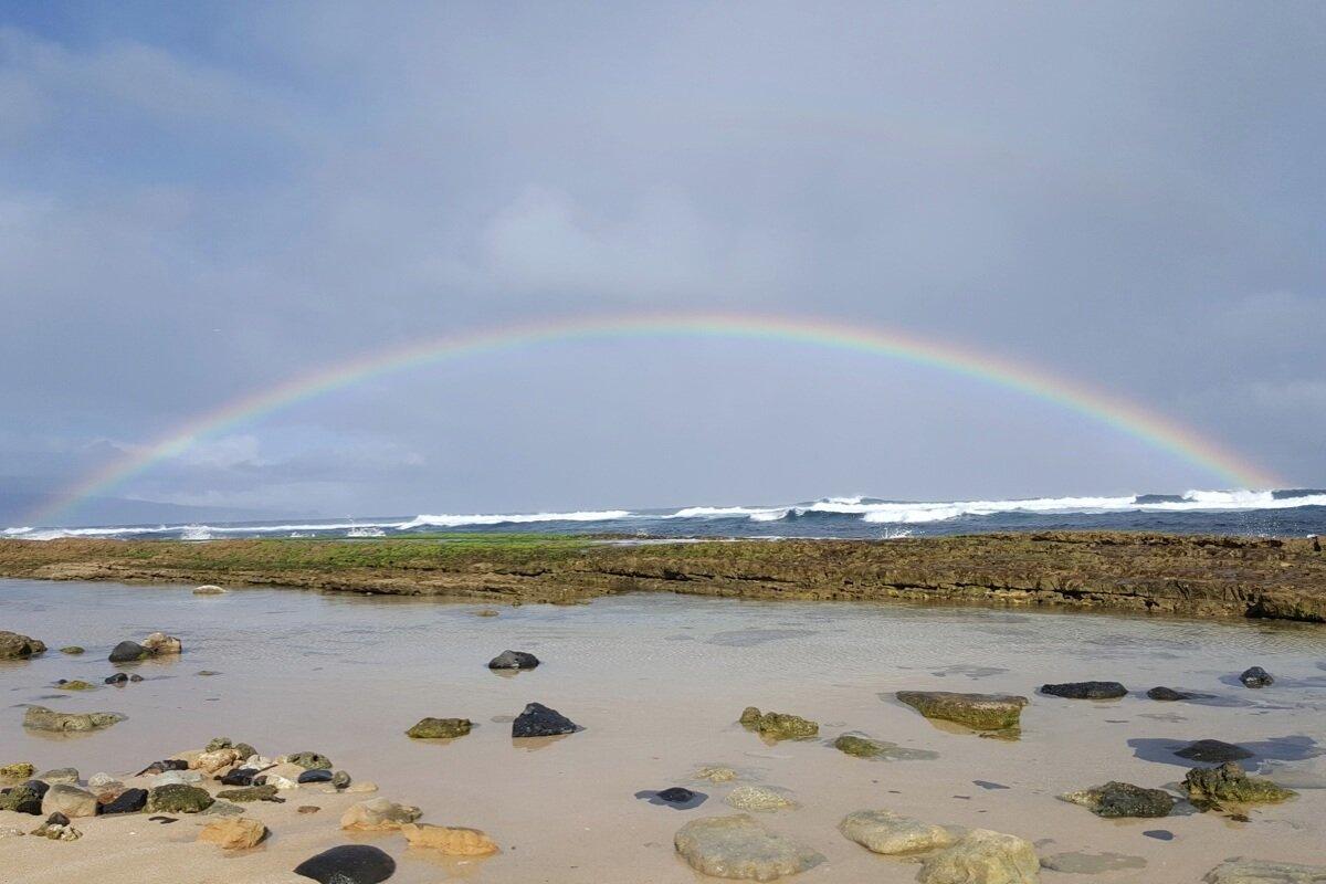 Ho'okeepia Rainbow